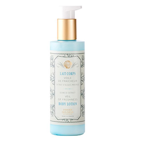 Panier Des Sens Natural Essential Oils Body Lotion - Veil of Freshness, 6.7 (Silky Body Veil)