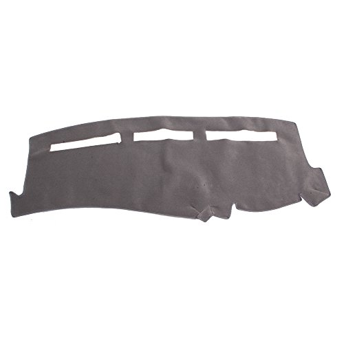 Hex Autoparts Dash Cover Mat Dashboard Pad Gray fit Chevy Silverado 1500 2500 Tahoe 01-06