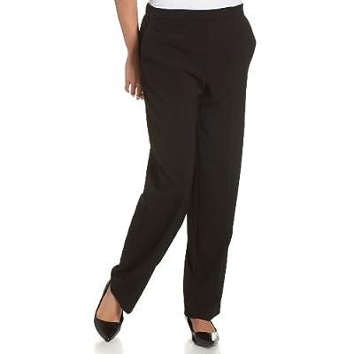 Briggs New York Women's Petite All Around Comfort Pant at Women's Clothing store