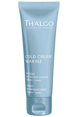 Thalgo Thalgo cold cream marine deeply nourishing mask - for dry, sensitive skin, 1.69oz, 1.69 Ounce
