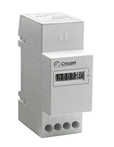 Timers 24VAC Hour Counter DIN Rail(99793710)