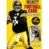 Beckett Football Card Price Guide