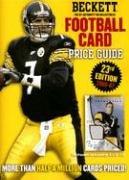 Read Online Beckett Football Card Price Guide 2006-2007 pdf epub