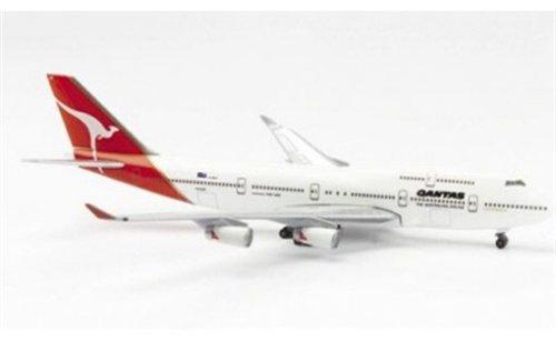 Herpa Qantas B747-400 1/500 Scale (NG)