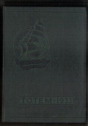 (Custom Reprint) Yearbook: 1933 Lincoln High School - Totem Yearbook (Seattle, WA)
