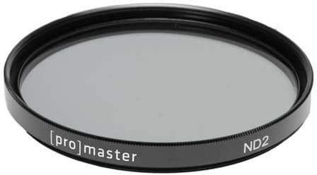 Promaster 77mm ND2X Neutral Density Filter