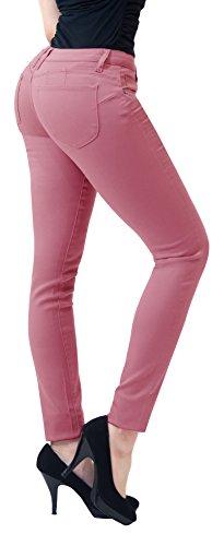 Rose Jeans Pants - 4