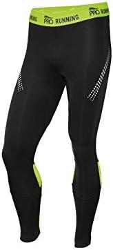 Crivit Pro Running - Pantalones de compresión para Hombre, para ...