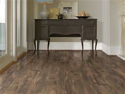 "Shaw Floors Classico Plank 5.83"" Luxury Vinyl Tile Flooring Antico Sample"