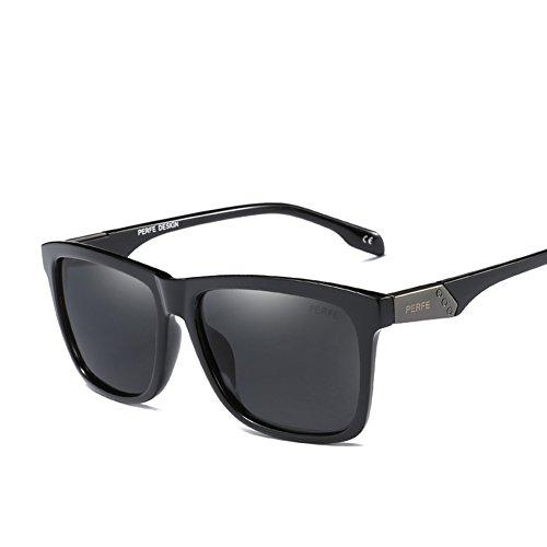 UV para De para Polarizadas 400 C3 Hombre Sol C1 Protección Gafas Mujer Aviator SwxIIdz