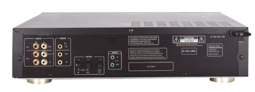 Harman Kardon CDR 30 Dual-Tray CD Recorder Discontinued by Manufacturer