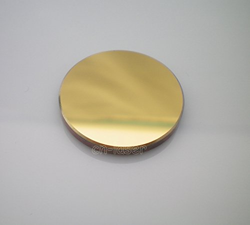 Price comparison product image HQ CO2 Laser Reflective Mirror Si Gold Plated 10.6um Cutter Engraver D: 20mm