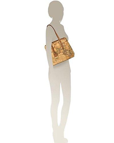 ALVIERO MARTINI , Sac pour femme à porter à l'épaule Beige Naturale