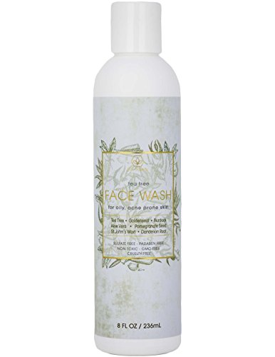 Organic Face Cleanser - 9