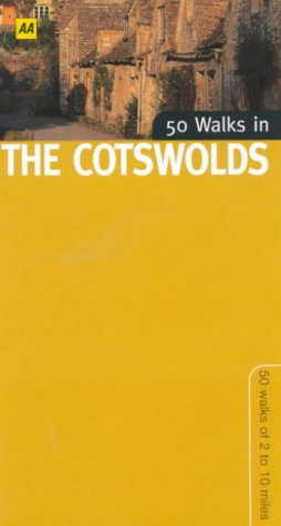 50 Walks in the Cotswolds (50 Walks In...)
