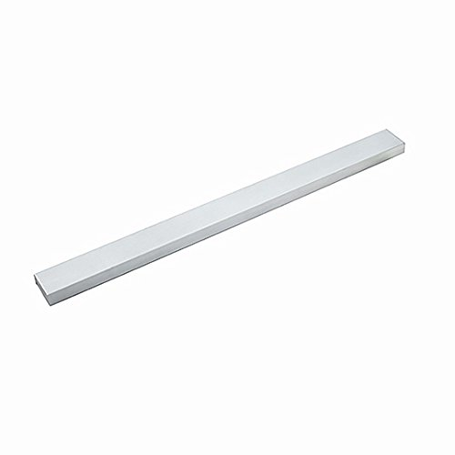 "12"" Stainless Steel Flat Border Edge Rail Trim Liner Tile"