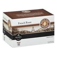 Barista Prima Coffee - K cups 12ct (pack of 4) French Roast