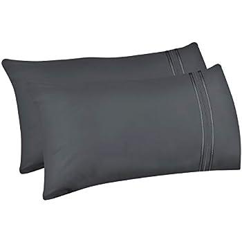 Amazon Com Livecomfort 2 Pack Pillow Cases Queen Size