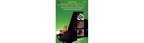 Bastien Piano for Adults Book 2 (book and CD)