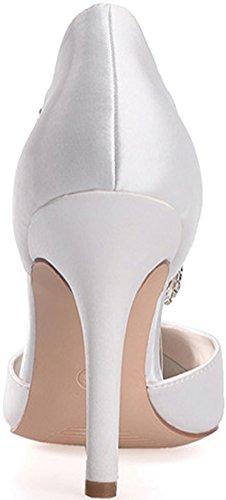 Blanc Compensées Salabobo Salabobo Femme Salabobo Sandales Sandales Blanc Salabobo Compensées Sandales Compensées Femme Femme Blanc Sandales wvqFRE