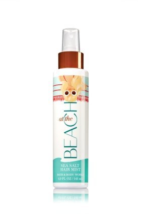 Bath and Body Works Sea Salt Hair Mist Signature Collection At The Beach 4.9 Ounce Spray (Body Hair Perfume)