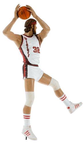 McFarlane SportsPicks NBA Legends Series 1 - Bill Walton in Red Portland Trail Blazers Uniform