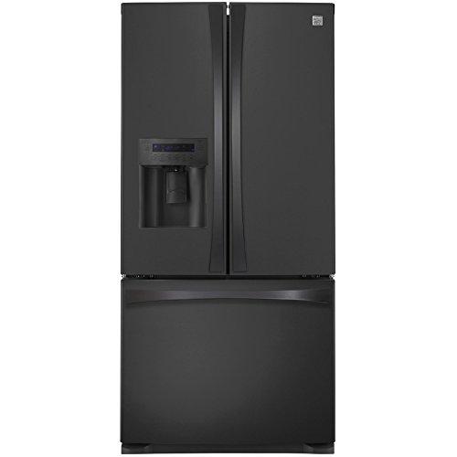Kenmore 4673139 Wide French Door Bottom Freezer Refrigerator