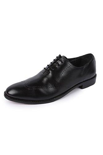 Liberty Single Piece Formal Shoes 10 Black