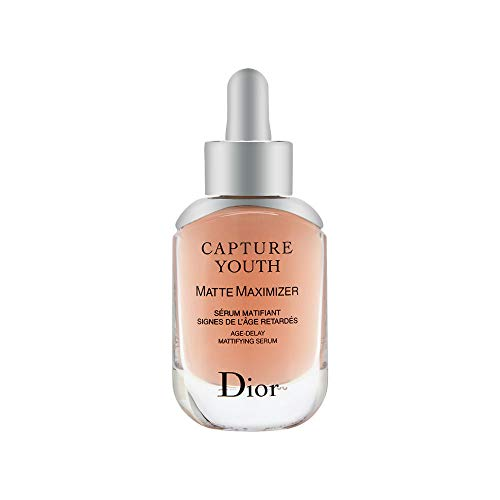 Christian Dior Capture Youth Matte Maximizer for Women Serum, 1 Ounce
