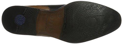 Bugatti 312167021014, Zapatos de Cordones Derby para Hombre Negro (Black / Black)