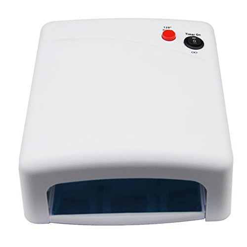 Lamp For Nails Professional Gel Nail Dryer 36W UV Lamp 110V-