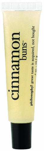 Philosophy Lip Shine, Cinnamon Buns, 0.5 Ounce