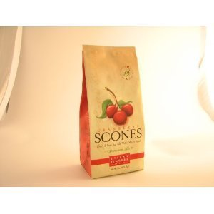 Sticky Fingers English Scone Mix Pumpkin/cranberry 15oz. (Scone Pumpkin Spice)