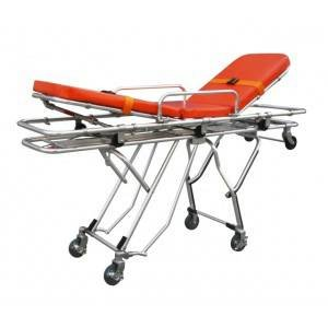 Transport Stretcher - MS3C-110 Ambulance Stretcher w/ Reverse Trendelenburg