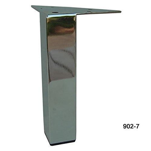 Alpha Furnishings Chrome Square Metal leg 7