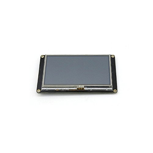 4.3 inch Nextion Enhanced USART HMI Touch Display for Arduino Raspberry Pi 5V input WishIOT by WishIOT (Image #1)