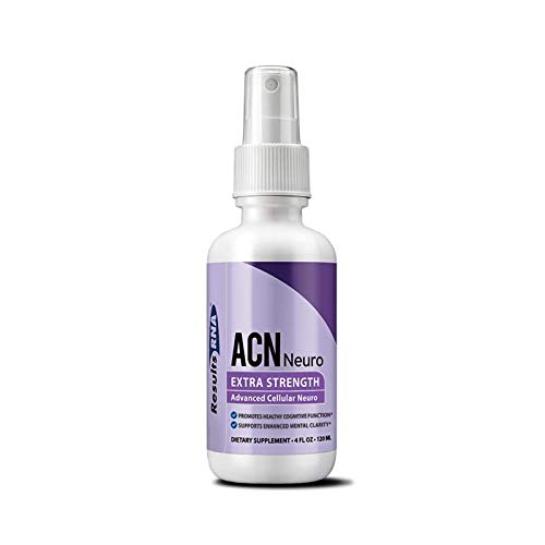 Cheap Results RNA ACN Neuro | Extra Strength Focus & Concentration Supplement for Improved Mental Alertness & Cognitive Function – 4oz Bottle
