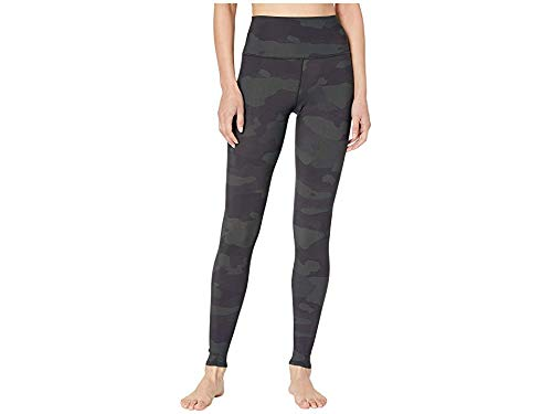 ALO Women's High-Waist Vapor Leggings Hunter Camouflage Small 32 -