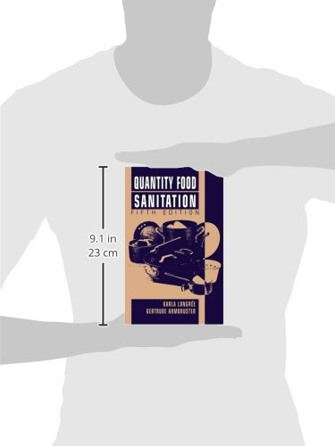 Quantity Food Sanitation, 5th Edition