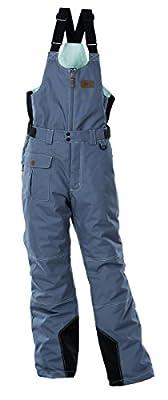 Divas SnowGear Women's Arctic Appeal Bib/Pants (Slate, X-Large)1