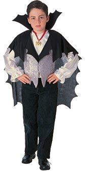 [Rubies Classic Vampire-Small (4-6)] (Classic Vampire Child Costumes)