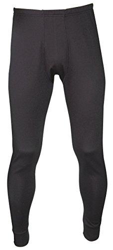 Blackrock-Leggings termici da uomo, taglia M, colore: nero