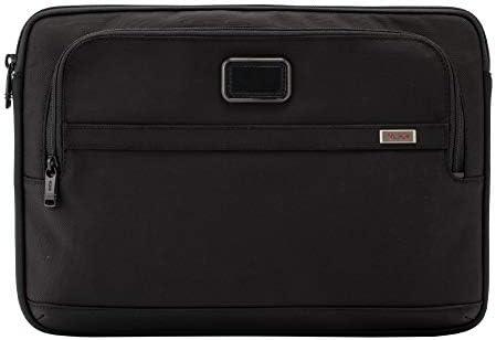 [ トゥミ ] TUMI PCケース ラージ ラップトップ カバー ノートパソコン 117252-1041 ブラック ALPHA 3 Large Laptop Cover Black パソコンケース PCバッグ [並行輸入品]