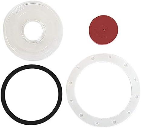 Replaces Stemco 359-5995 Semi Truck Hubcap Window Kit