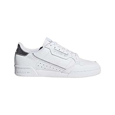 adidas Originals Womens G27722 Continental 80 White Size: 5.5