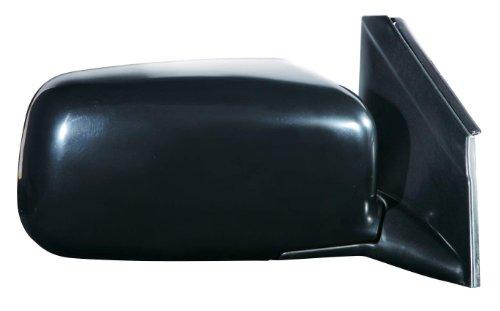 Depo 314-5401R3EB Black Passenger Side Power Non-Heated Mirror