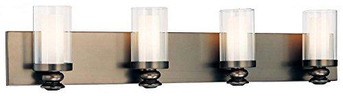 Minka Lavery 6364-281, Havard Ct. Wall Vanity Lighting, 4 Light, 300 Total Watts Halogen, - Court Light 4 Vanity
