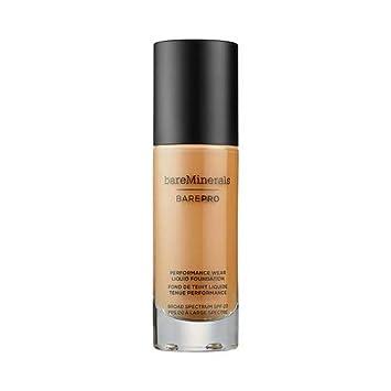 BarePro Performance Wear Liquid Foundation Nutmeg 24