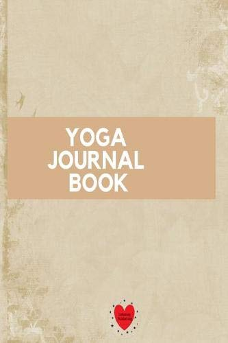 Yoga Journal Book: 5 Minute Management To A Fitter You Track ...