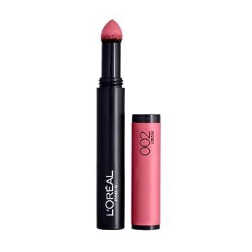 Amazoncom Loreal Paris Infallible Matte Max Lipstick Number 002